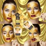 Златна маска за лице с незабавно действие